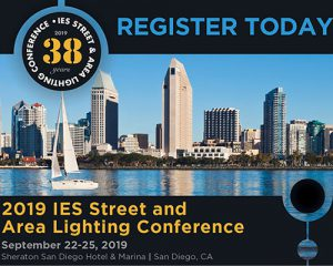 IES Street and Area Lighting Conference @ Sheraton San Diego Hotel & Marina